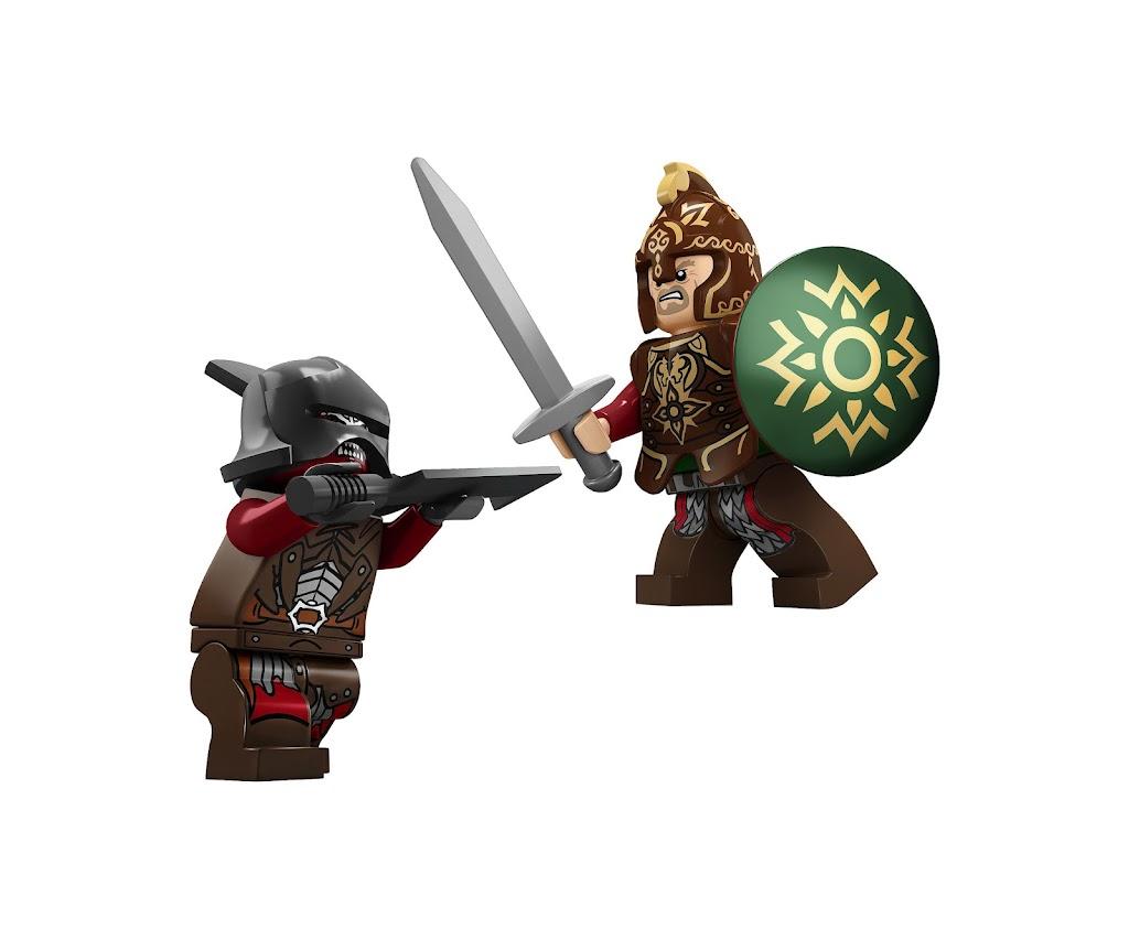 Конструктор Lego Ultimate Beast Master 70334