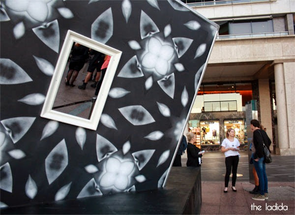 Ella Bache Cube-icle Launch in Sydney - The Cube (1)