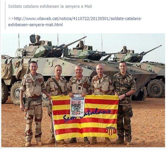 Catalans al Mali