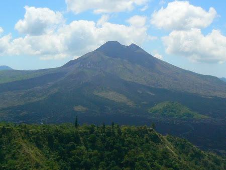 Batur mount