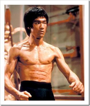Legendary Dragon the Bruce Lee