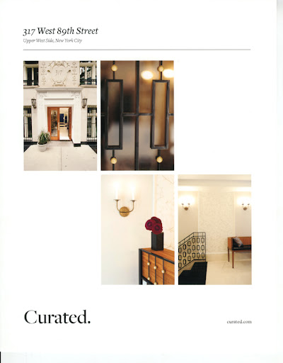 I love the name of the design firm, Curated (curated.com) and the idea of a well-edited space with just the essentials.