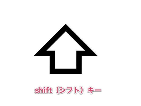 2Mac shiftkey