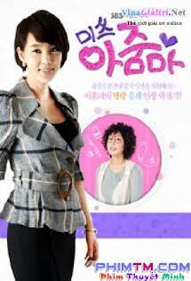 Tạm Biệt Hôn Nhân 2012 - 미쓰 아줌마,Miss Ajumma Tập 59 60 Cuối