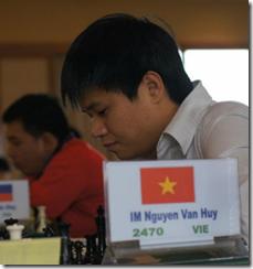IM Nguyen Van Huy, Vietnam