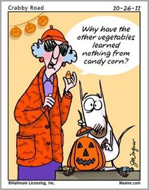 Maxine halloween