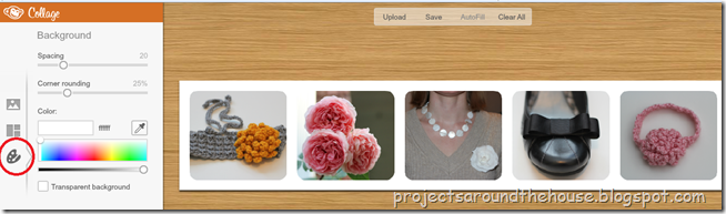 make a blog header 4