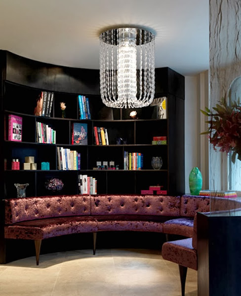 Nail and your spa for Small nail salon interior designs