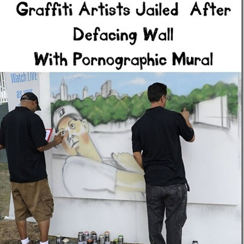 Graffiti Artists Sabotage PGA Tour Event