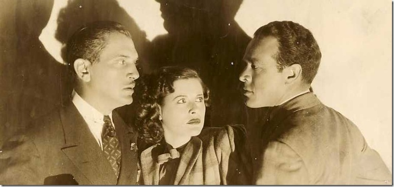 1939 Exile Express Anna Sten, Alan Marshal & Jerome Cowan