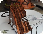 Chocolate Mousse Cake 8