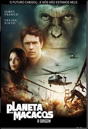 Planeta dos Macacos - A Origem.capa