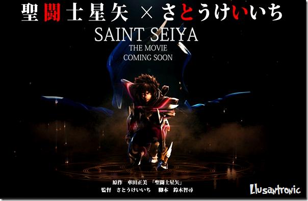 Info sobre la Película CGI  de Saint Seiya y una Posible nueva serie animada