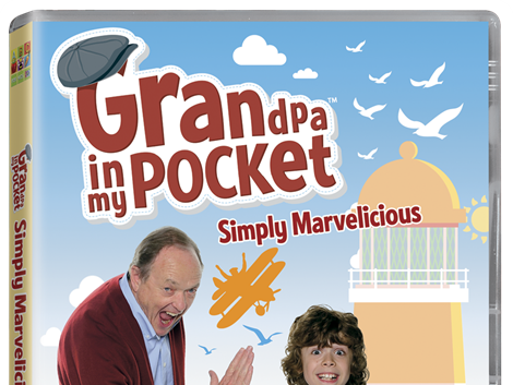 Grandpa in my Pocket – Simply Marvelicious {Giveaway CLOSED}
