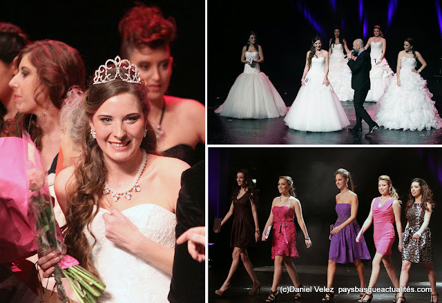 Pascaline GARCIA, Miss Anglet 2015