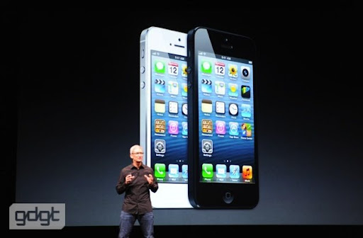 [Apple] 無「驚」有「喜」的Apple iPhone5發表會記實!