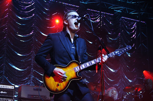 Joe Bonamassa (USA) @ Tipsport Arena, Prague