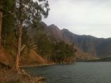 Rinjani's Segara Anak lake (Dan Quinn, November 2013)
