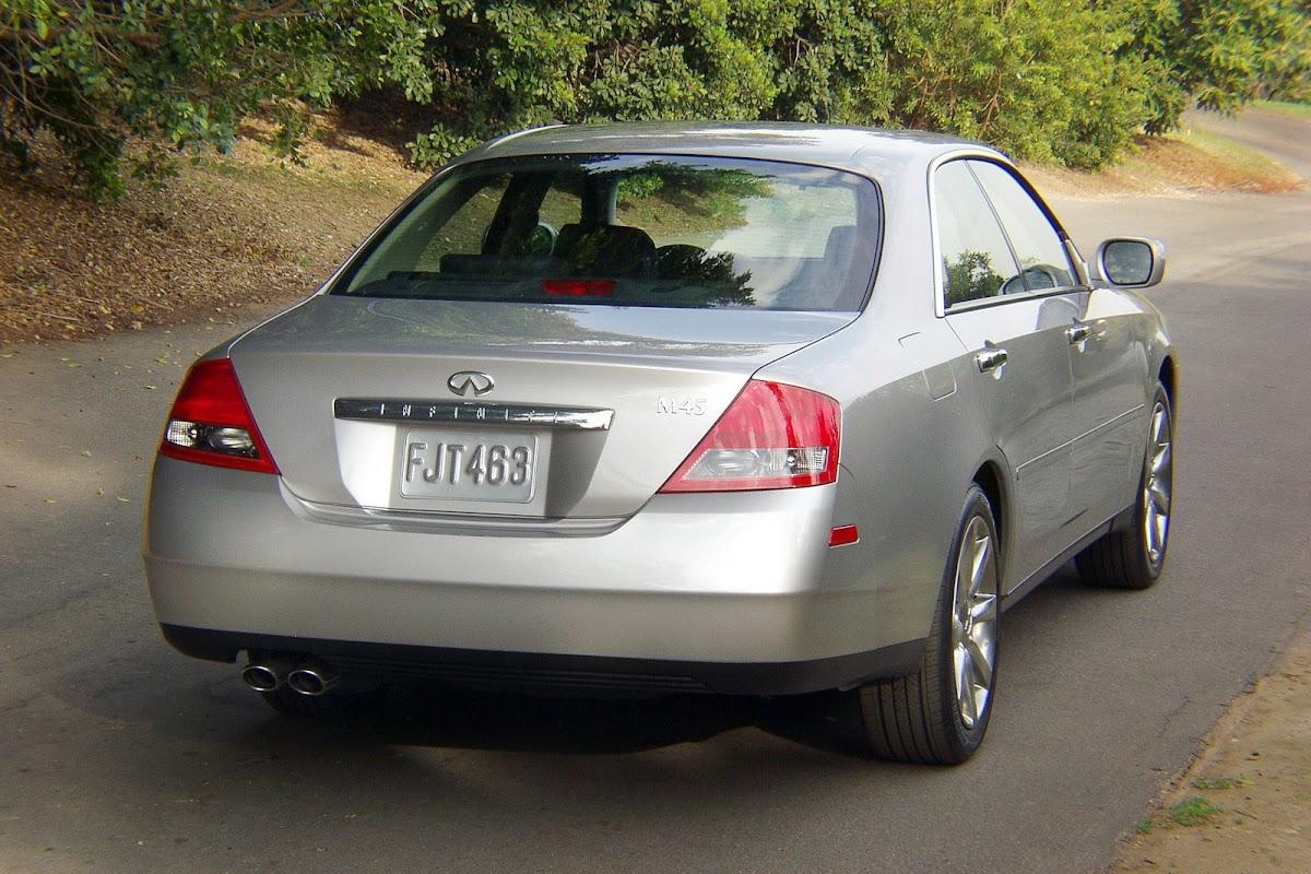 2003 2004 infiniti m45 7