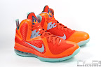 lebron9 allstar galaxy 05 web white Nike LeBron 9 All Star aka Galaxy Unreleased Sample