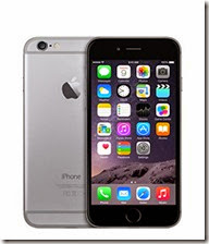 Buy Apple iPhone 6 (64 GB, Space Gold) at Rs. 44790 After cashback only