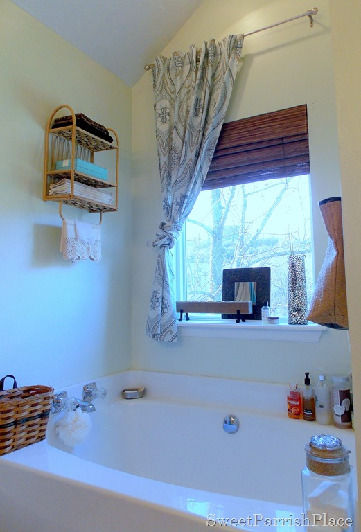 bathtub nook