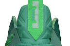 nike lebron 10 low gr green white 3 04 easter LEBRON X LOW, KOBE 8 and KD V   Nike Easter Collection