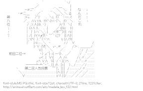 [AA]Hitoyoshi Zenkichi (Medaka Box)
