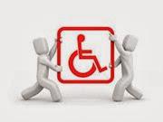 colaborar discapacidad motriz