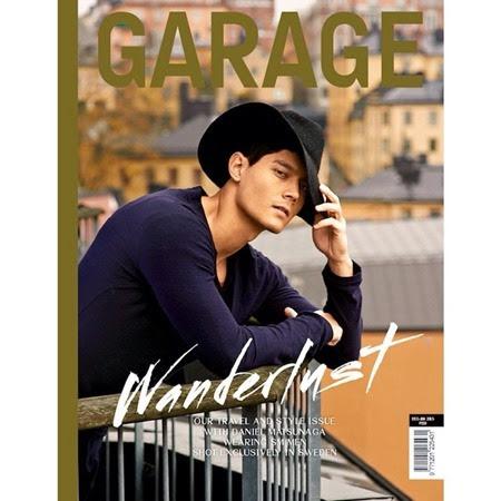Daniel Matsunaga - Garage Dec 2014-Jan 2015 cover 2