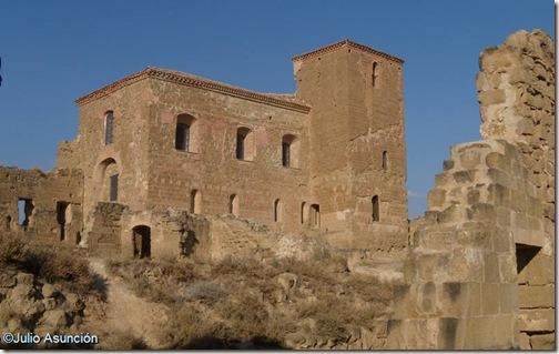 Iglesia de Montearagón - antiguo panteón del rey Alfonso I el Batallador - Huesca