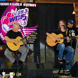 Local Flavors - Cindy Johnson & Jake France - Food Court - Hanes Mall - 6-21-12