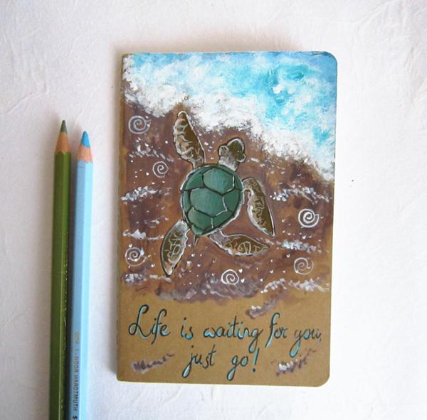 moleskine turtle1