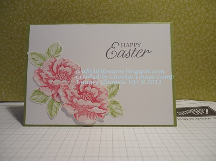 stippled blossoms flowers card easter simple Check it out at craftylittlemoos.blogspot.com Created by Charlie-Louise Camp Images Stampin' Up! © 2013 24-03-2013 09-00-35