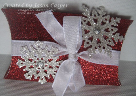 Sparkly-Pillow-Box