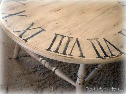гончарные сарай настольные часы