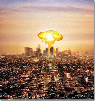 Nuke Set off in US city