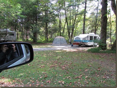 Davidson River Campground Pisgah Natl Forest...very nice