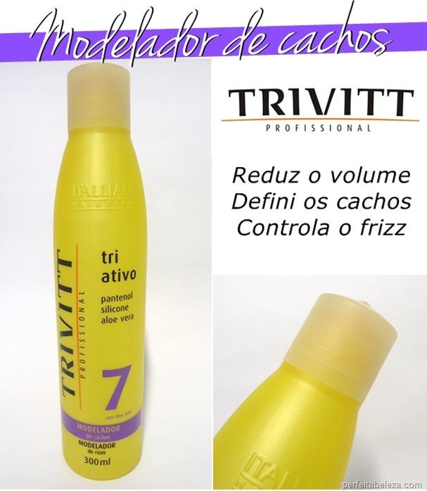 modelador de cachos trivitt- ativador de cachos trivitt