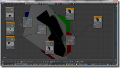 extra node in blender