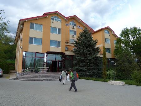 Cazare Romania: Hotelul Flora Drobeta Turnu Severin.JPG