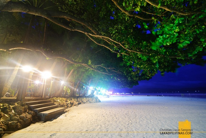 Evening Settles at Boracay