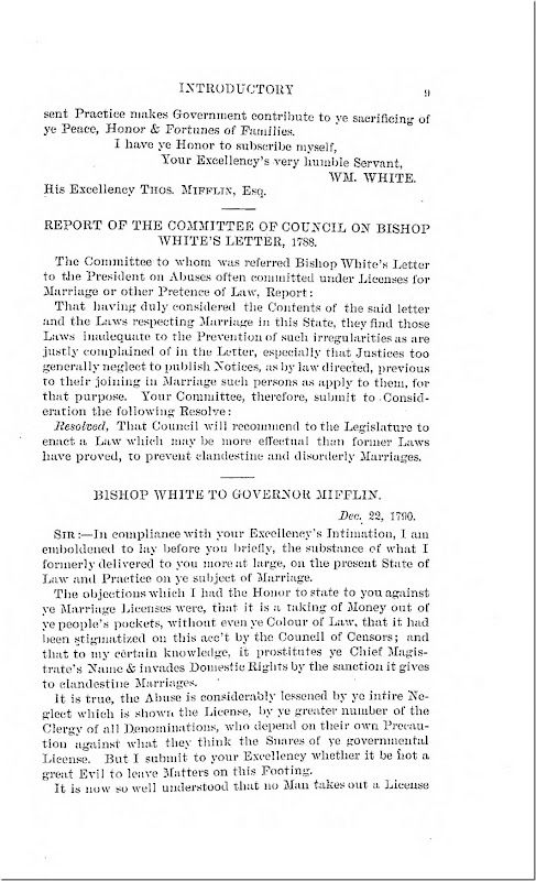 Pennsylvania Archives Series 2 Volume 2 Introduction Page 9