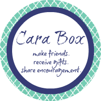 Cara Box Button