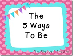 5 Ways to Be-bright