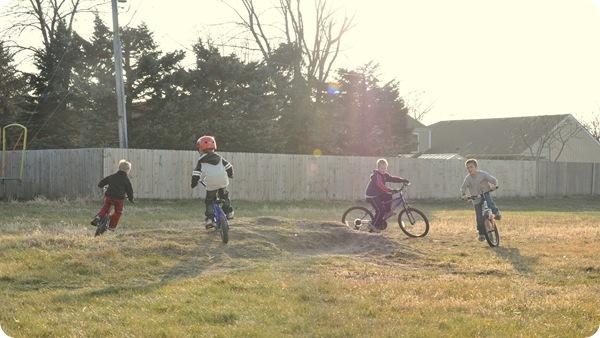 Dirt Pile Bikes