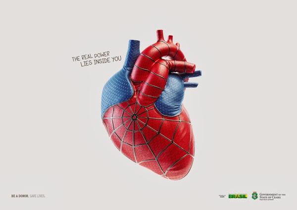 Creatividad publicitaria donacion organos2