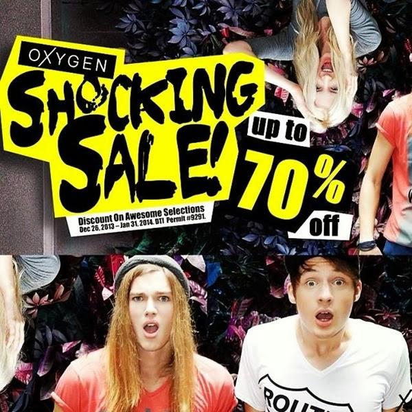 EDnything_Oxygen Shocking Sale
