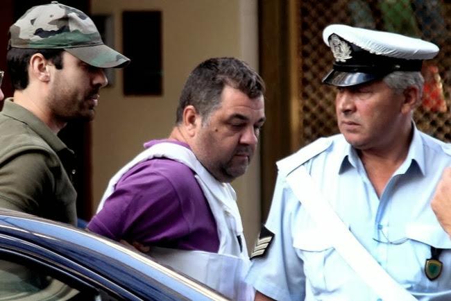 Συνελήφθη ο συνοδηγός του Ρουπακιά για τη δολοφονία του Φύσσα