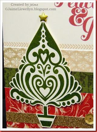 Cards - CTMH Yuletide Carol (6)